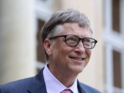 El empresario y filántropo Bill Gates.