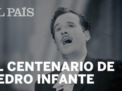 Aniversario de Pedro Infante
