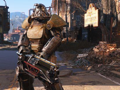 Imagen de 'Fallout'.