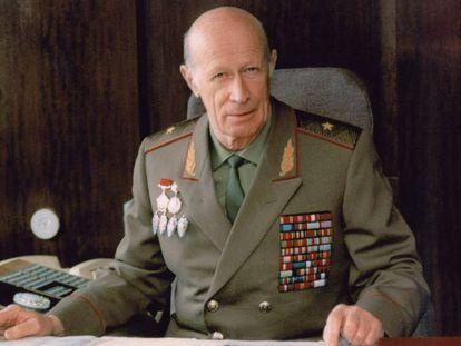 El general Yuri Drozdov, en una imagen sin datar.