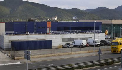 Comisaría de los Mossos d'Esquadra en Montacada i Reixac.
