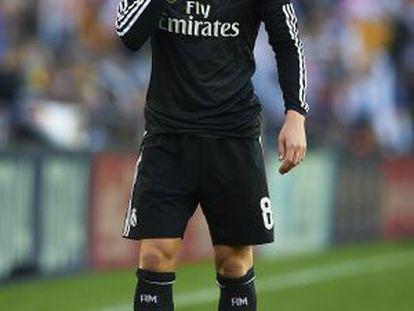 Kroos, el domingo en Mestalla.