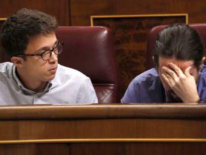 El líder del partido asegura que solo apoyará a Carmena en el Ayuntamiento y que presentará sus propias candidaturas en la Comunidad   Íñigo no es Manuela , asegura