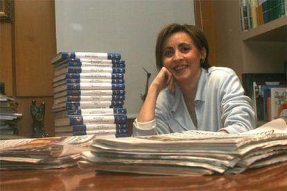 Inés Artajo, directora del <i>Diario de Navarra.</i>