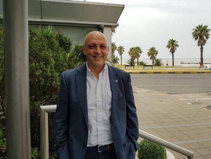 El investigador Rafael Radi, fotografiado en Montevideo.