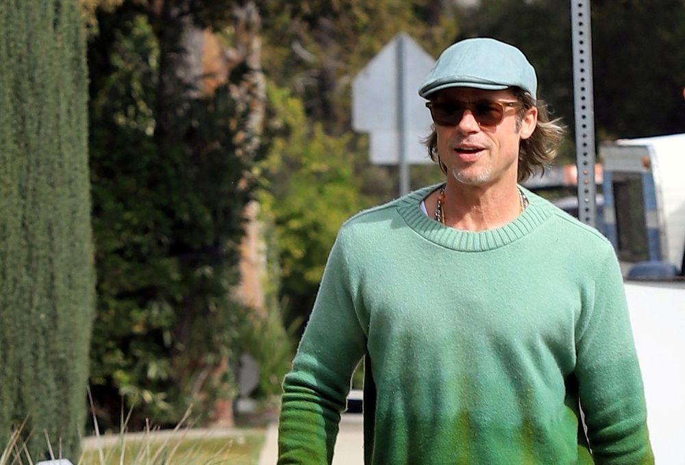 Brad Pitt solo tiene relación con cuatro de sus seis hijos | Gente