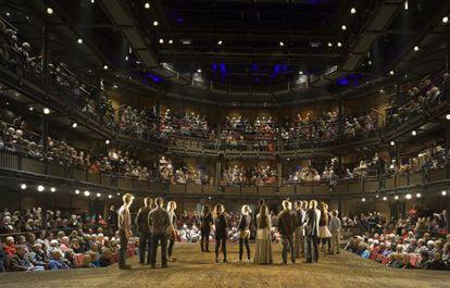 La Royal Shakespeare Company, en Stratford- upon- Avon.