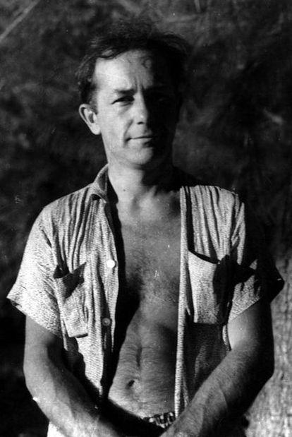 El escritor argentino Rodolfo Walsh.