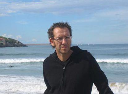 El escritor asturiano Ricardo Menéndez Salmón.
