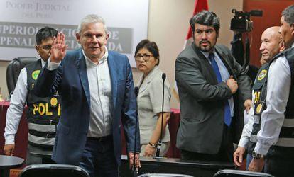Luis Castañeda, tras la resolución de la jueza.