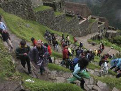 Los turistas procedentes de América del Norte registraron una expansión del 9 %, como resultado del incremento en las llegadas provenientes de México (17,6 %) y de los Estados Unidos (9 %). EFE/Archivo