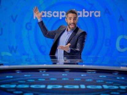 Roberto Leal, presentador de 'Pasapalabra'.