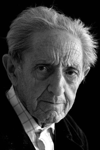 Isaac Díaz Pardo, en un retrato de 2007.