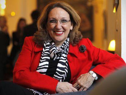 Rebeca Grynspan, nueva responsable de la Secretaría Geneal Iberoamiercana.