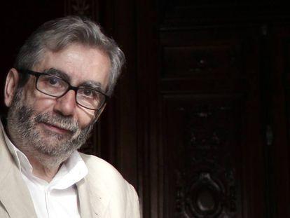 Antonio Muñoz Molina, en una fotografía de archivo.