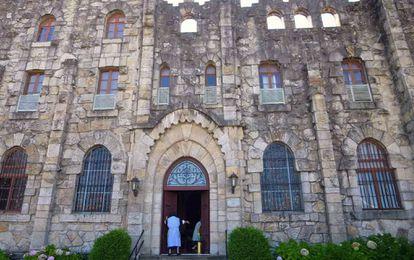 Monasterio de la Orden Visitación de Santa María de Vigo.