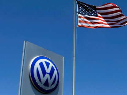 Concesionario de Volkswagen en California