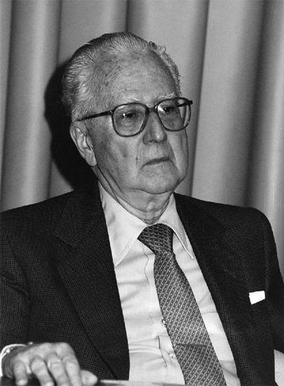 Pablo Beltrán de Heredia.