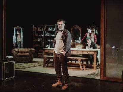 Julio Manrique en 'L'oncle Vania'.