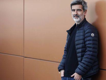 Antonio Lozano, en Barcelona a finales de enero.