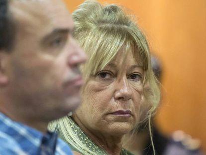 La exalcaldesa de Marbella Marisol Yagüe, durante un juicio.