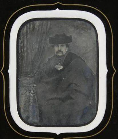 Retrato de majo.