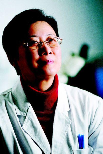 La investigadora Vivian Wing-Wah Yam.