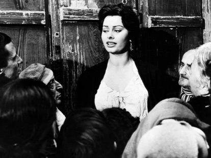 Sophia Loren: ayer, hoy, mañana… y siempre