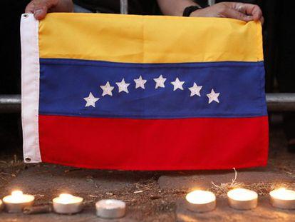 Recuerdo de las primeras manifestaciones estudiantiles en Venezuela.
