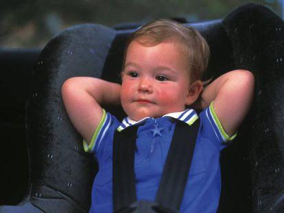Cabify Baby, un servicio para viajar de forma segura con niños
