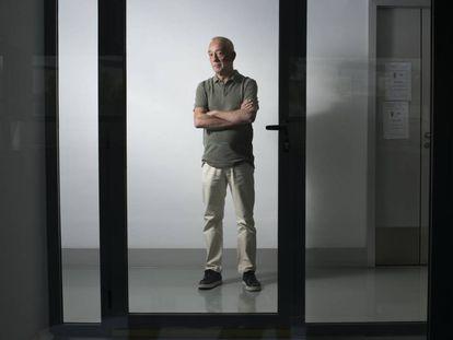 El biólogo Antonio Alonso, coautor de los análisis de ADN de los presuntos bebés robados.