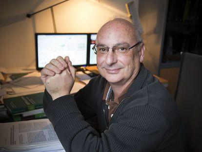 Juan Francisco Martínez Mojica, investigador de la Universidad de Alicante.