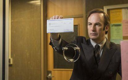 Una imagen de 'Better Call Saul', 'spin off' de 'Breaking Bad'.