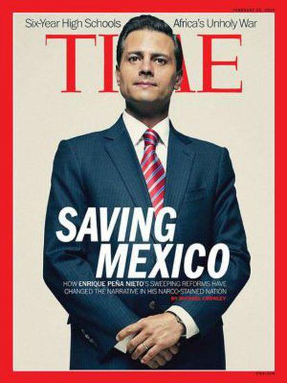 Imagen de la portada del 24 de febrero.