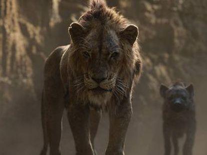 El rey león' es el último lanzamiento de los grandes estudios que utiliza la añoranza como gancho. Este verano 'Dumbo' y 'Aladdin' ya han recaudado más de 1.100 millones de euros