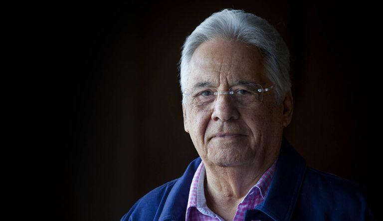 Fernando Henrique Cardoso, ex presidente de Brasil, en una imagen de archivo.