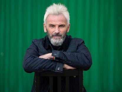El actor Fernando Tejero, en Madrid el pasado 4 de marzo.