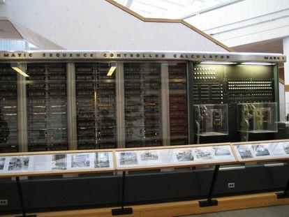 IBM Automatic Sequence Controlled Calculator, más conocido como Mark I