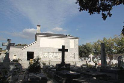 Cementerio de Mingorrubio.
