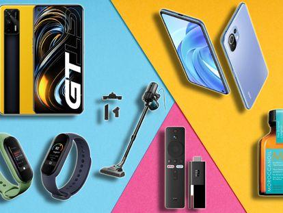 Seleccionamos las mejores ofertas en tres categorías principales de producto en AliExpress para regalar este verano.