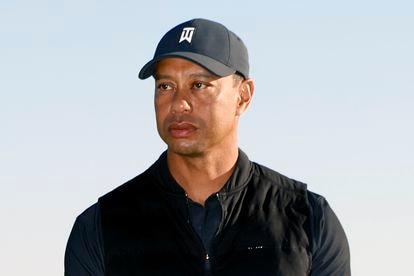 Tiger Woods, el pasado 21 de febrero en Los Ángeles.