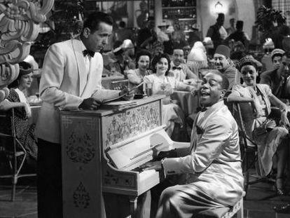 Un fotograma de 'Casablanca' (1942), el clásico de Michael Curtiz.