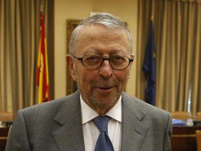 Alberto Oliart, en una imagen de archivo.