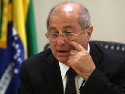 El ministro de Comunicaciones de Brasil, Paulo Bernardo Silva. EFE/Archivo