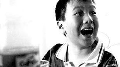 Chan-li Zheng, en <i>Esconde la mano.</i>