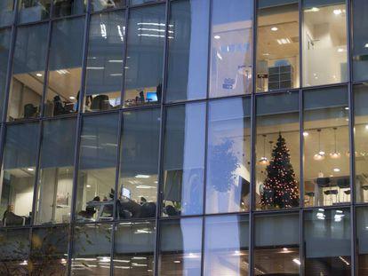 Las empresas medianas son las que más regalos hacen a sus empleados.