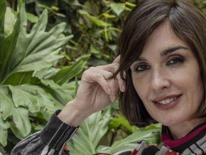 La actriz Paz Vega durante una entrevista en Ciudad de México. En vídeo, tráiler de la serie 'Cuna de lobos'.