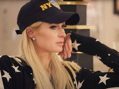 Paris Hilton, en 2020.