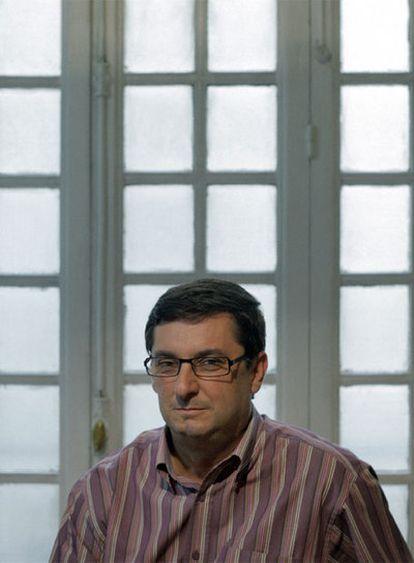 José Luis Centella, en la Fundación de Investigaciones Marxistas.