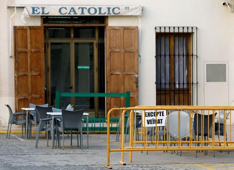 Imagen de la localidad valenicana de Guadassuar, una de las localidades en las que la Consejería de Sanidad ha endurecido las medidas, limitando las reuniones a entre seis y 10 personas.